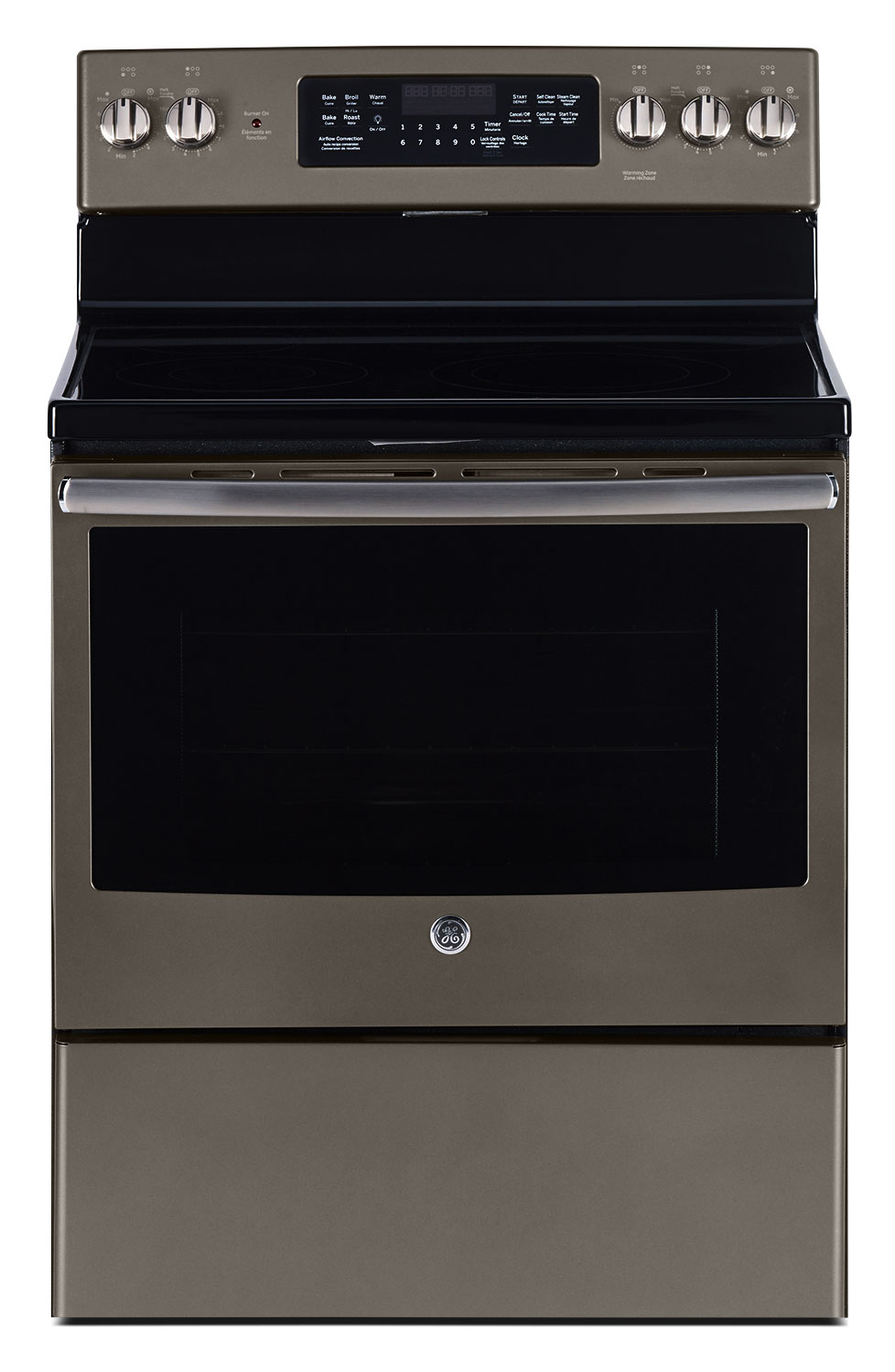 Cooking Products - GE 5.0 Cu. Ft. Freestanding Electric Range – JCB840EKES