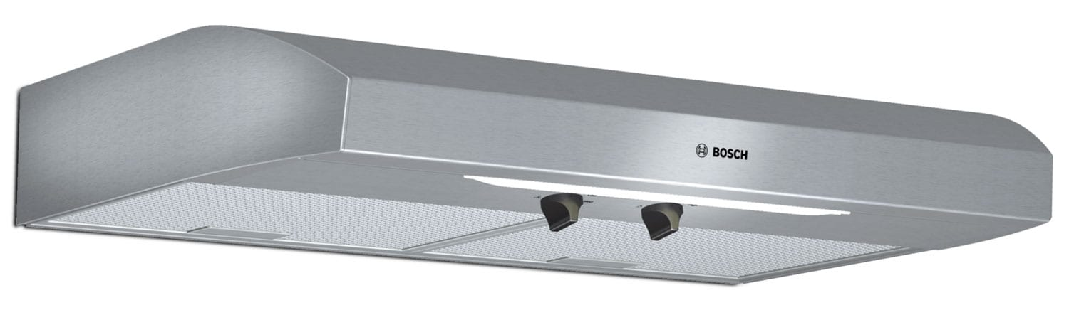 Cooking Products - Bosch Stainless Steel Under-Cabinet Range Hood - DUH30152UC