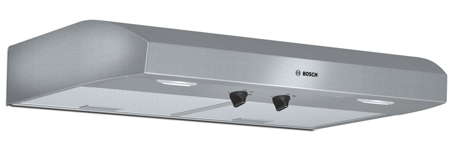 Cooking Products - Bosch Stainless Steel Under-Cabinet Range Hood - DUH30252UC