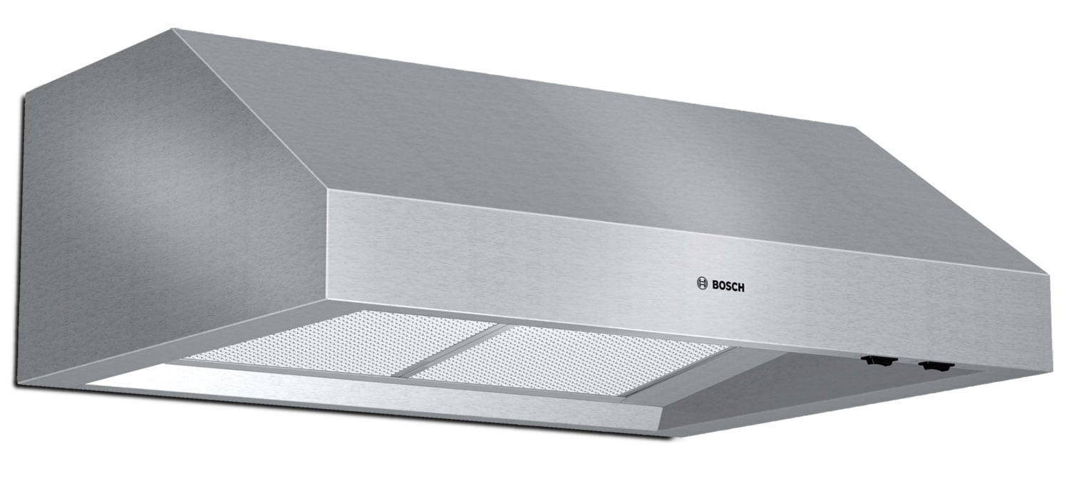 Cooking Products - Bosch Stainless Steel Under-Cabinet Range Hood - DPH30652UC