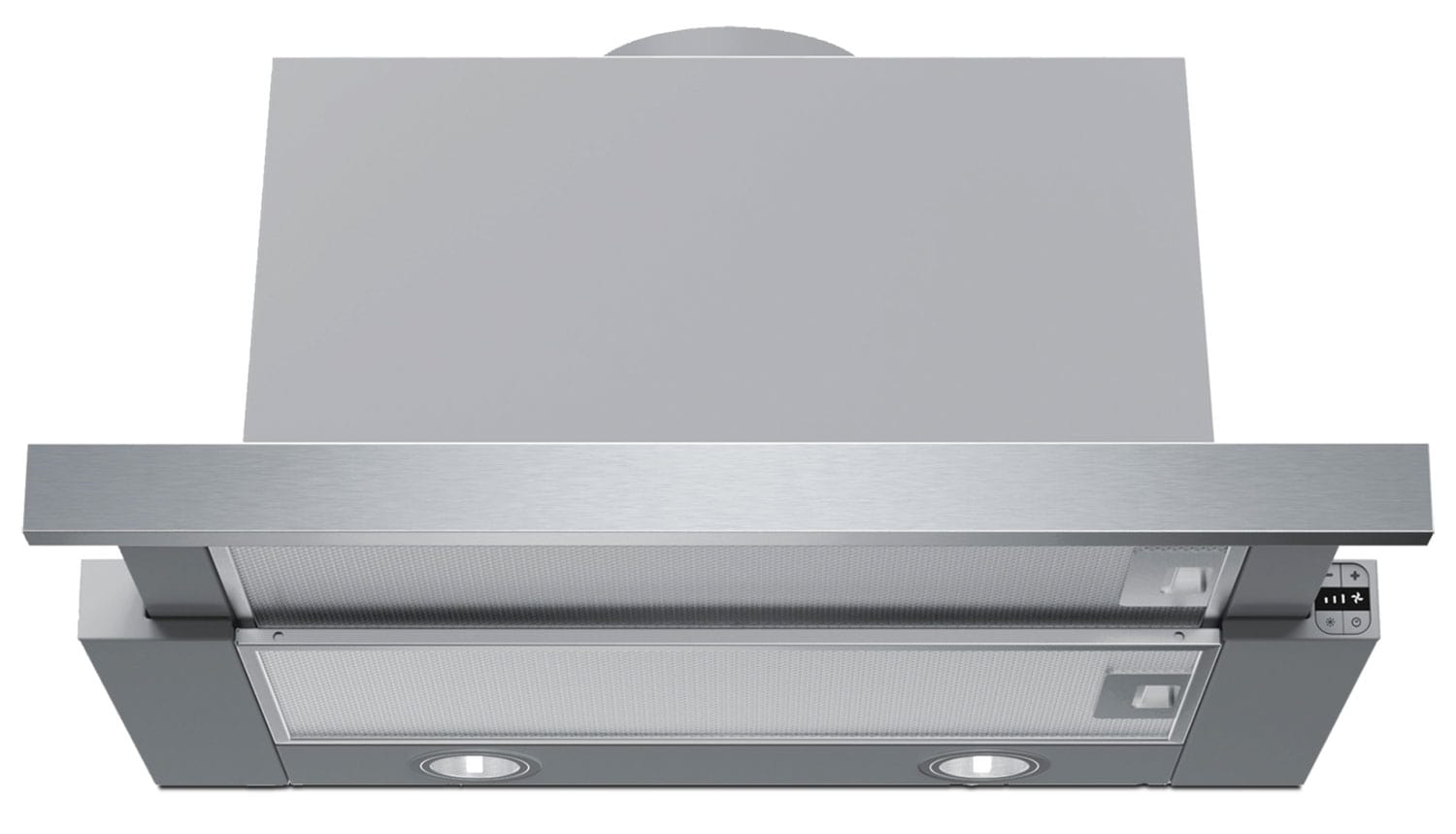 Cooking Products - Bosch Stainless Steel Pull-Out Range Hood - HUI54451UC