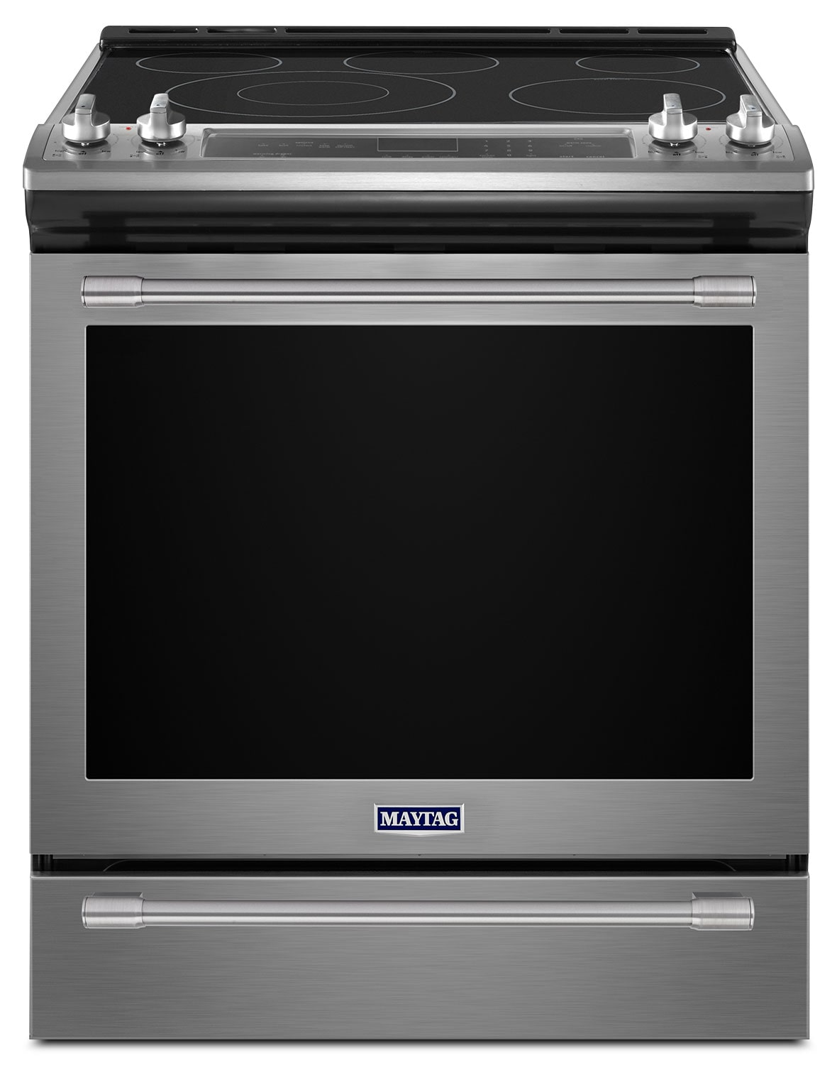 Maytag 6.4 Cu. Ft. Slide-In Electric Range – YMES8800FZ