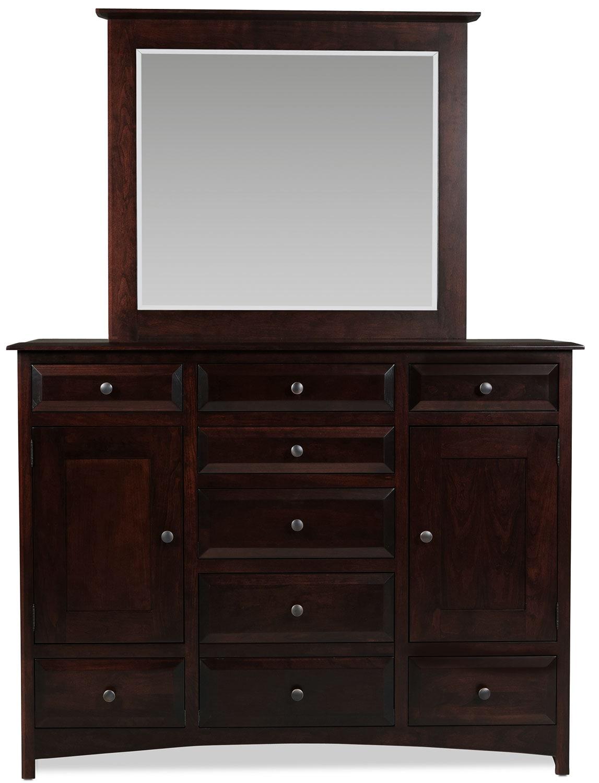 Simplicity Dresser - Cedar