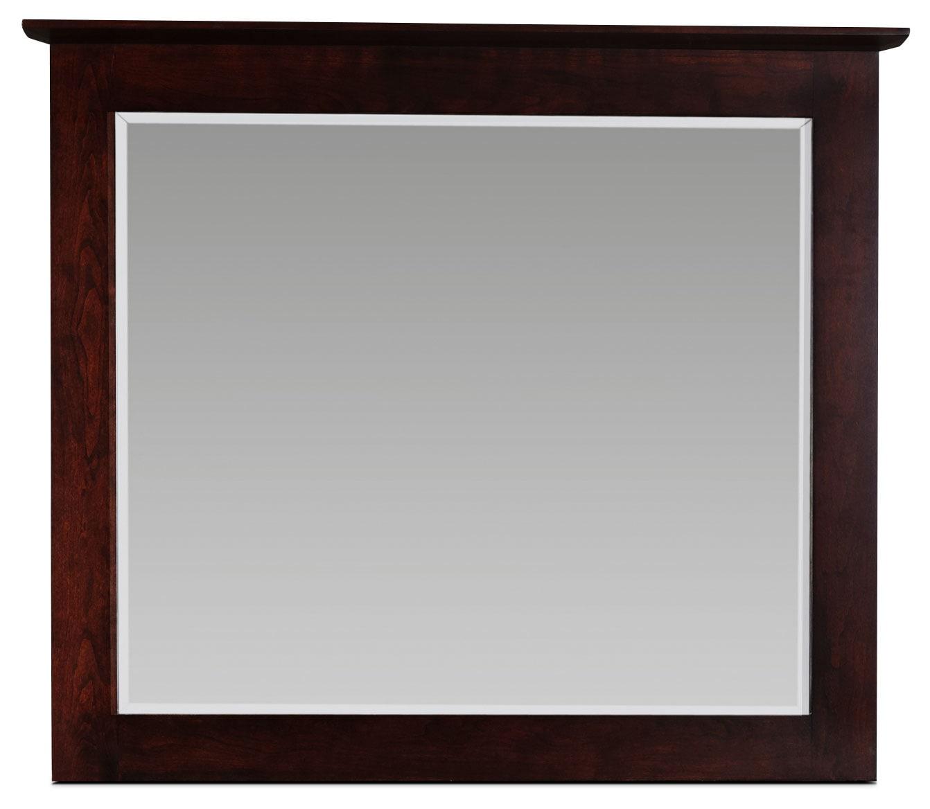 Simplicity Mirror - Cedar