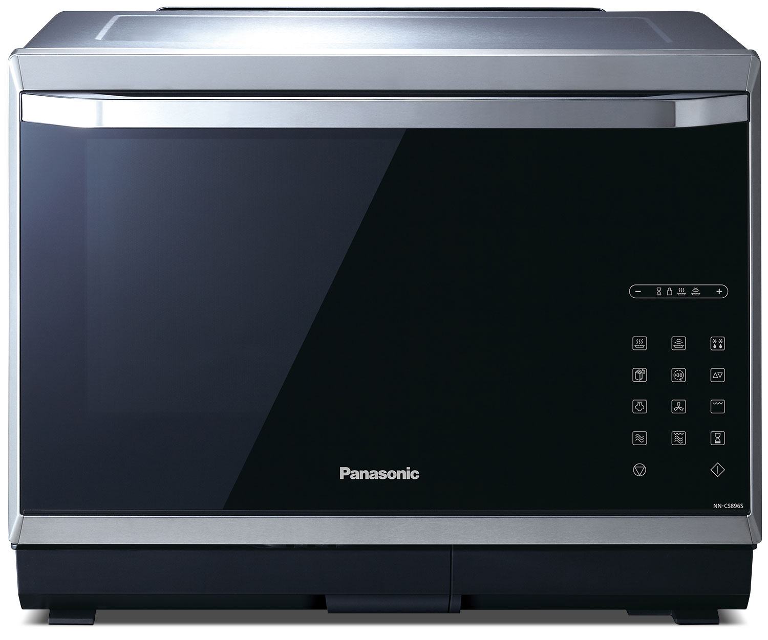 Cooking Products - Panasonic 1.2 Cu. Ft. Steam Convection Countertop Microwave – NNCS896S