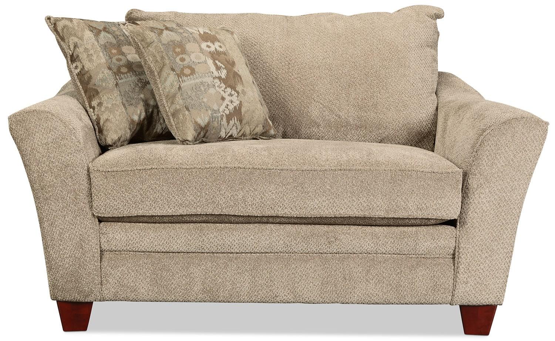 Living Room Furniture - Revolution Chair - Stone