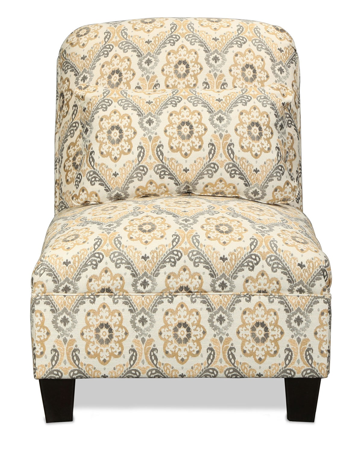 Living Room Furniture - Callie Accent Chair - Floral