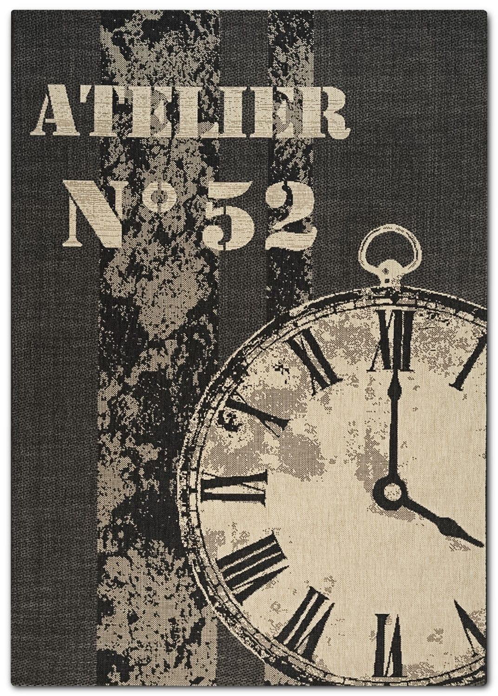 Alpha 5' x 8' Area Rug