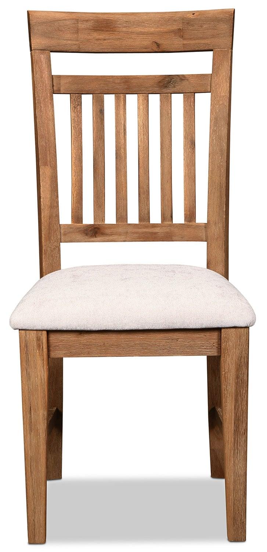 Annabella Side Chair  - Natural