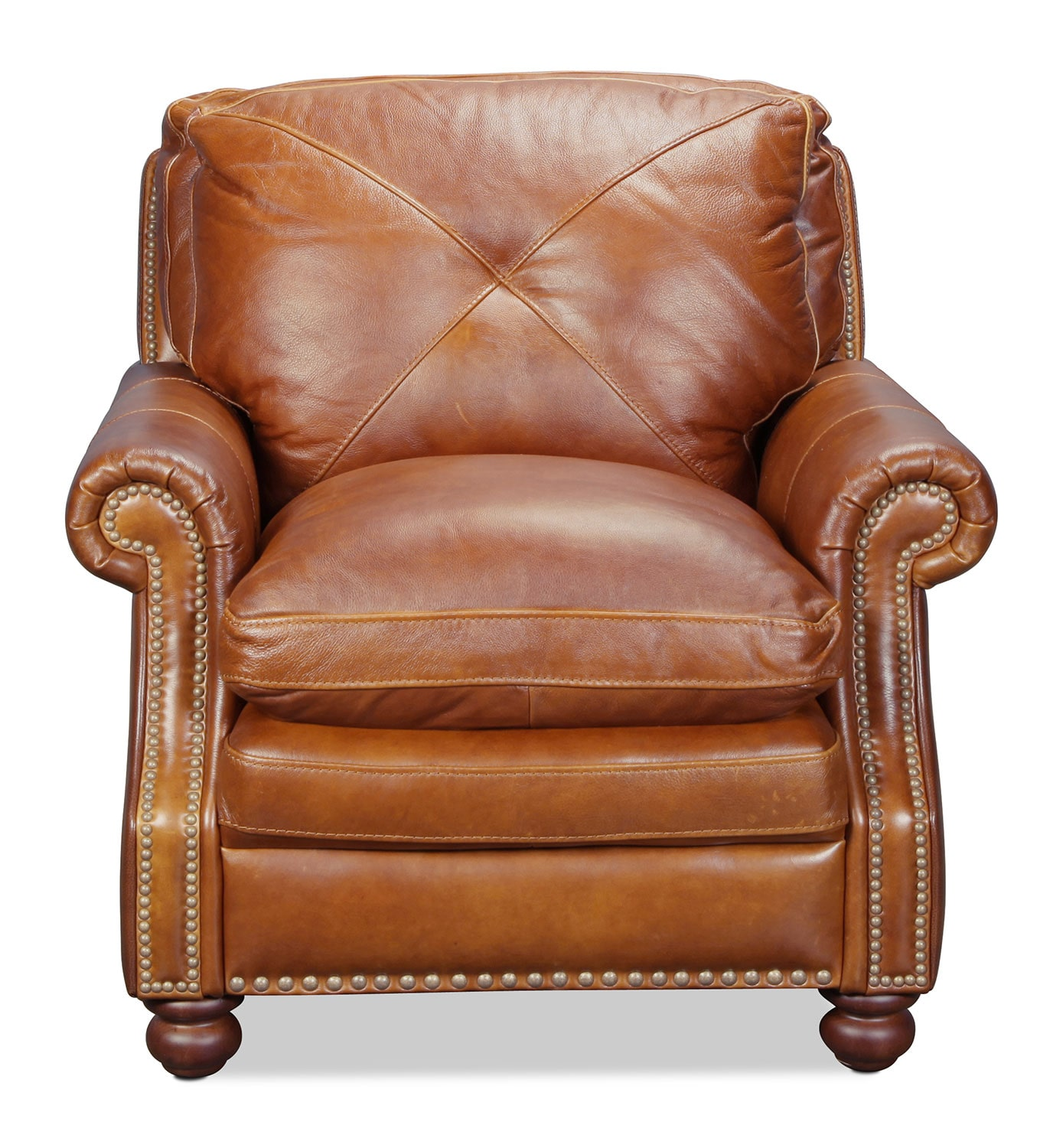 Dunhill Chair - Brown