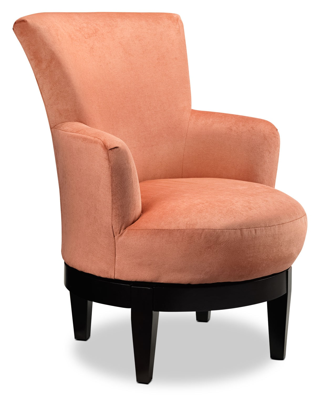 Justine Accent Chair - Spice