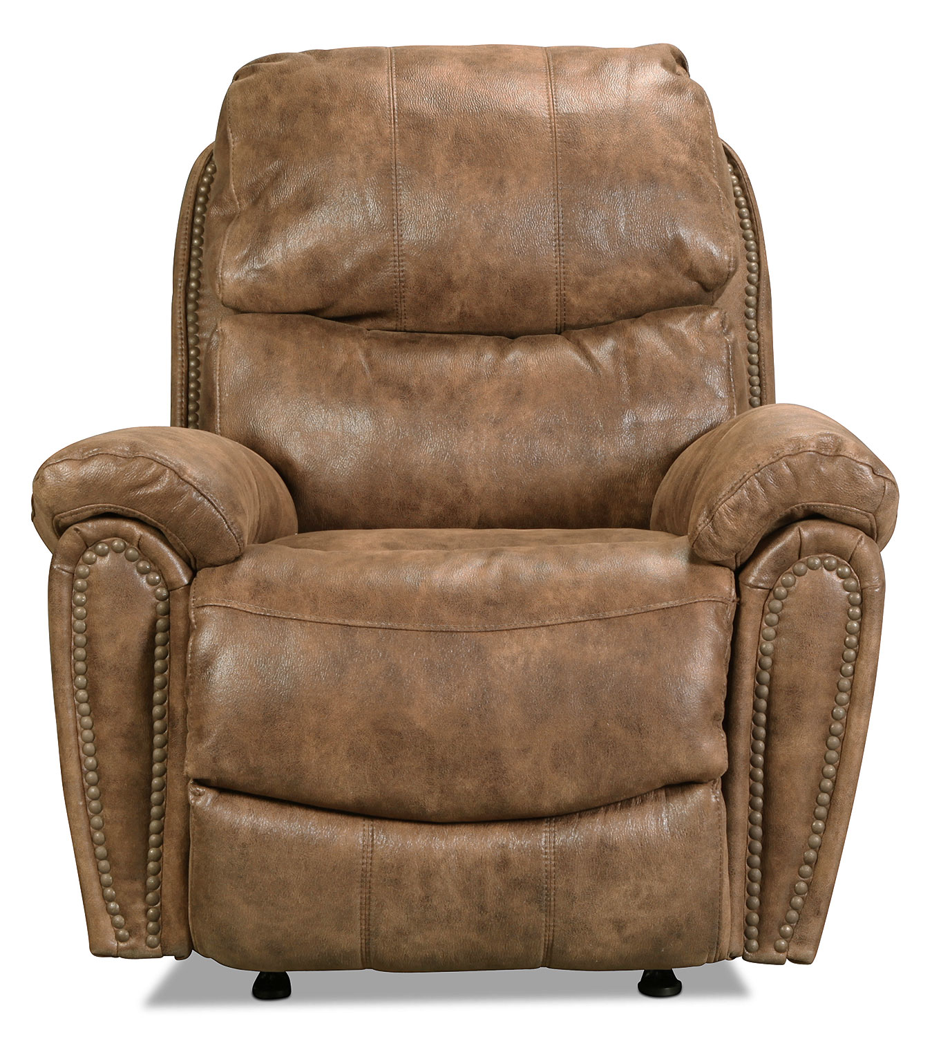 Chase Rocker Recliner - Walnut