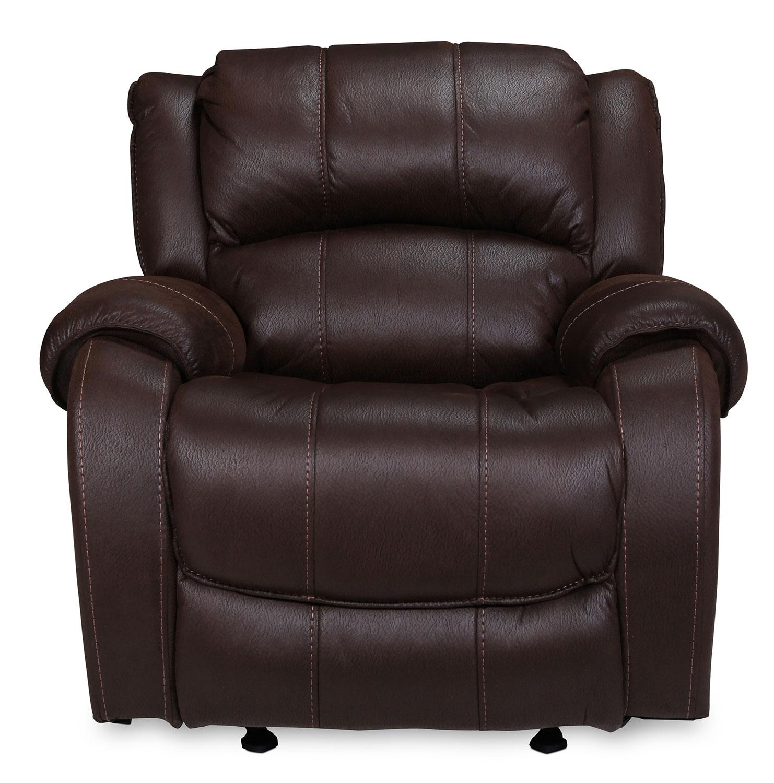 Kensington Glider Recliner Godiva Levin Furniture