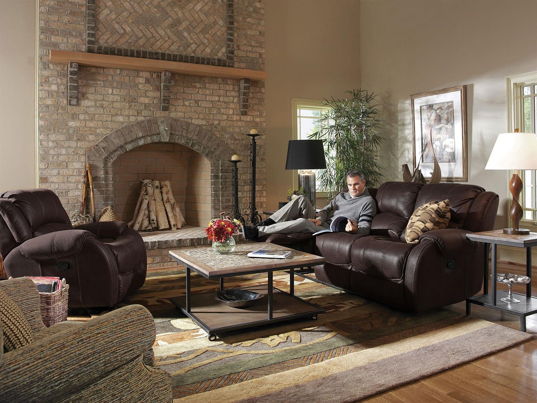Kensington glider recliner godiva levin furniture for Levin furniture living room chairs