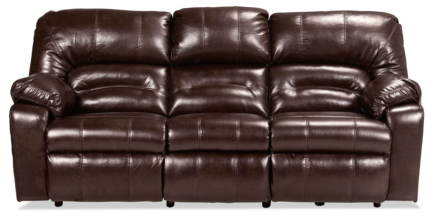 Unwind Reclining Sofa - Java