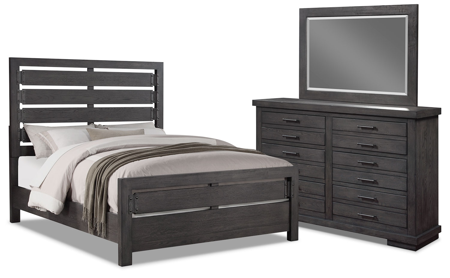Revolution 5-Piece Queen Bedroom Package