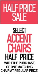 Half Price Sale - Limited Time Only!