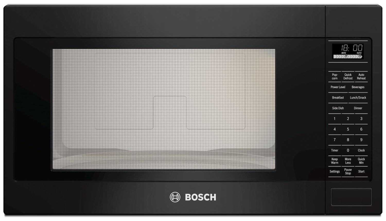 Bosch Black Built-In Microwave (2.1 Cu. Ft.) - HMB5061