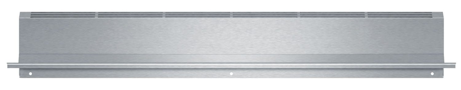 Cooking Products - Bosch Low-Back Stainless Steel Electric Range Guard - HEZBS301