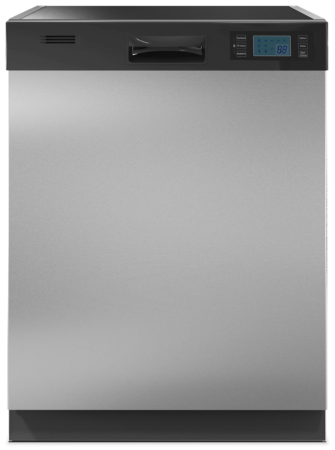 Midea Built In Dishwasher Wqp12 9373h 1 Us The Brick