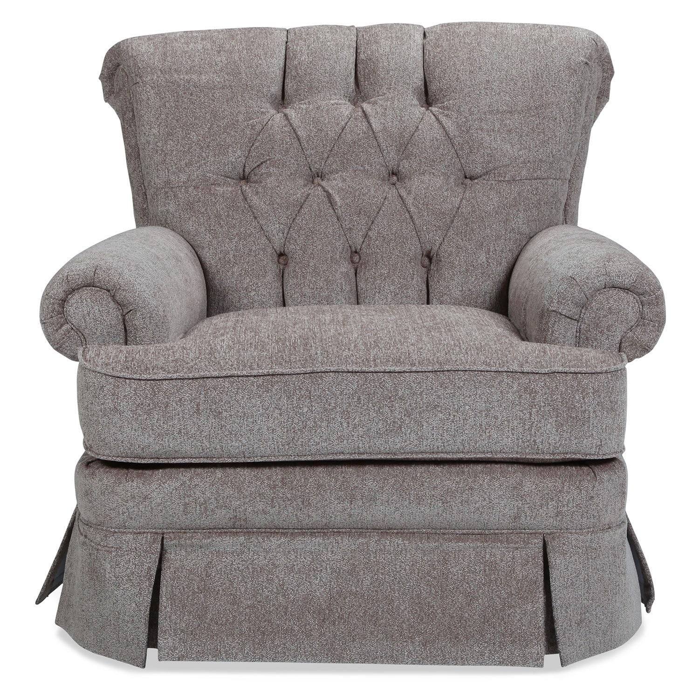 Cassanda Chair - Mushroom