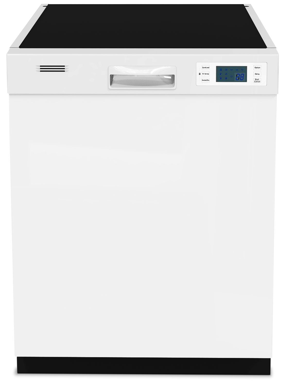 Clean-Up - Midea Built-In Dishwasher – WQP12-9373H.1-US