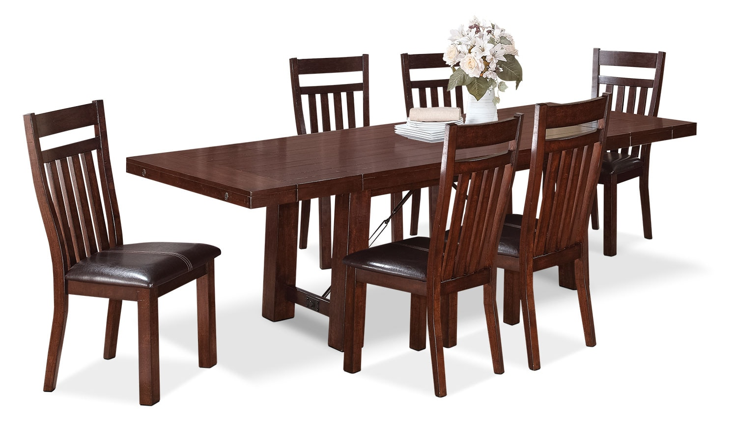 Dining Room Furniture - Sonoma 7-Piece Dining Package