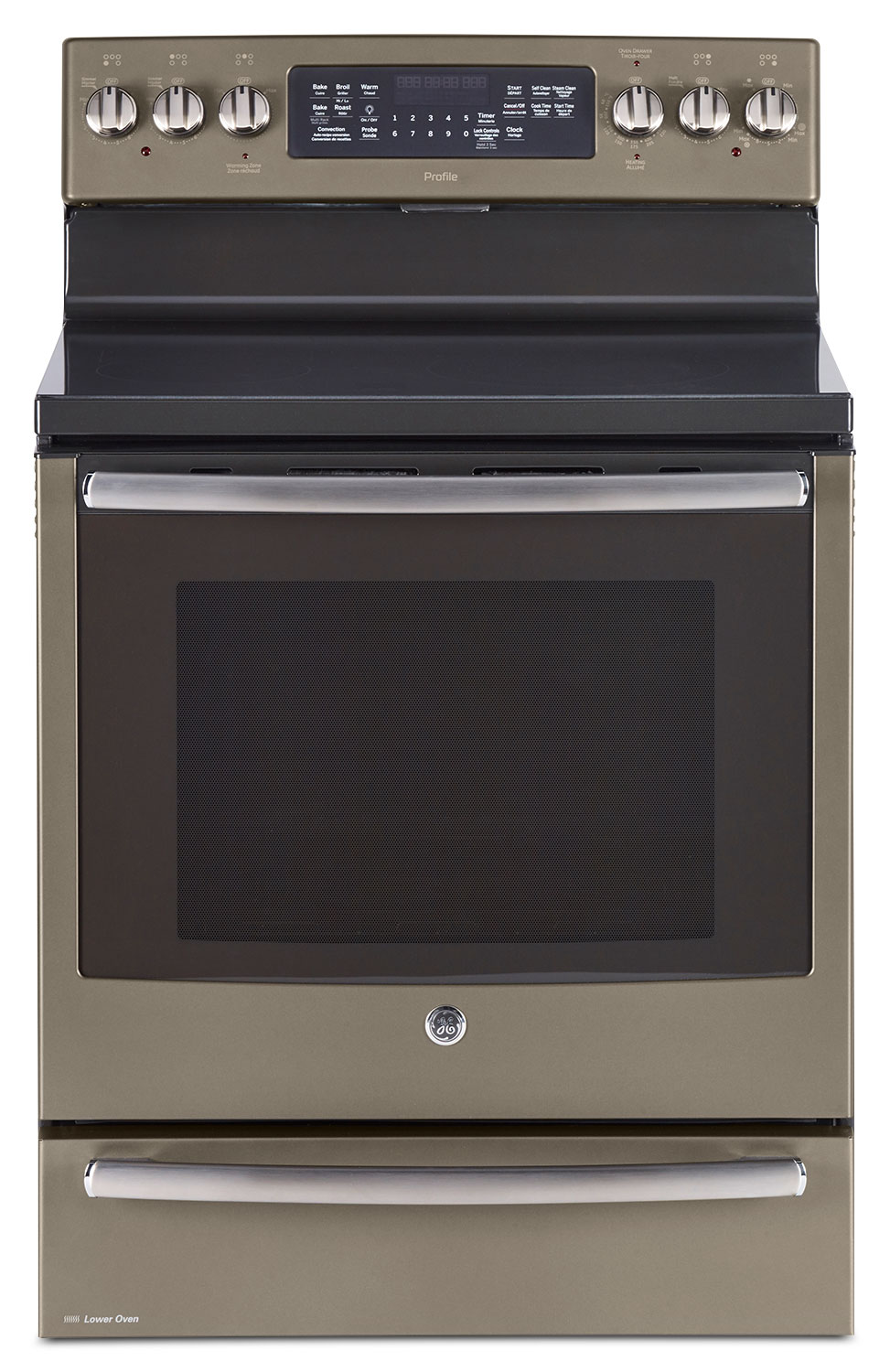 Cooking Products - GE 6.2 Cu. Ft. Freestanding Electric Range with Baking Drawer – PCB985EKES