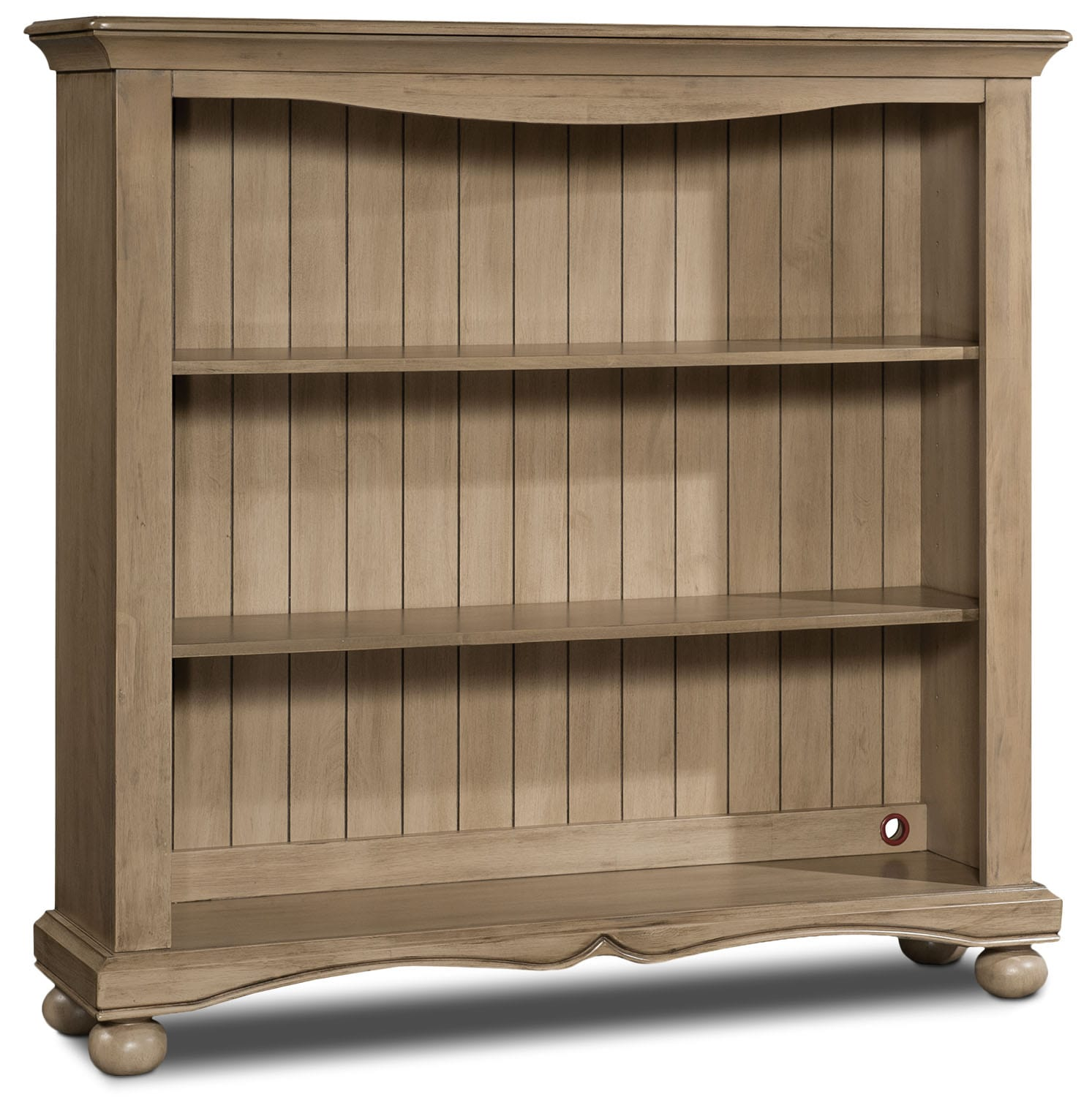 Darcy Hutch Bookcase - Vintage Neutral