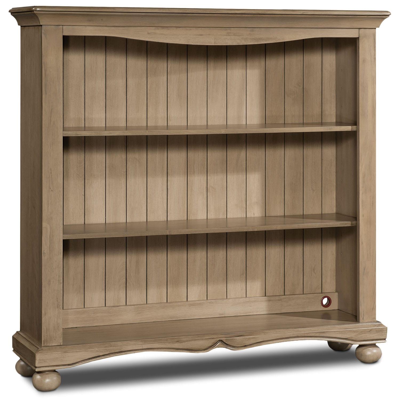 Kids Furniture - Darcy Hutch Bookcase - Vintage Neutral