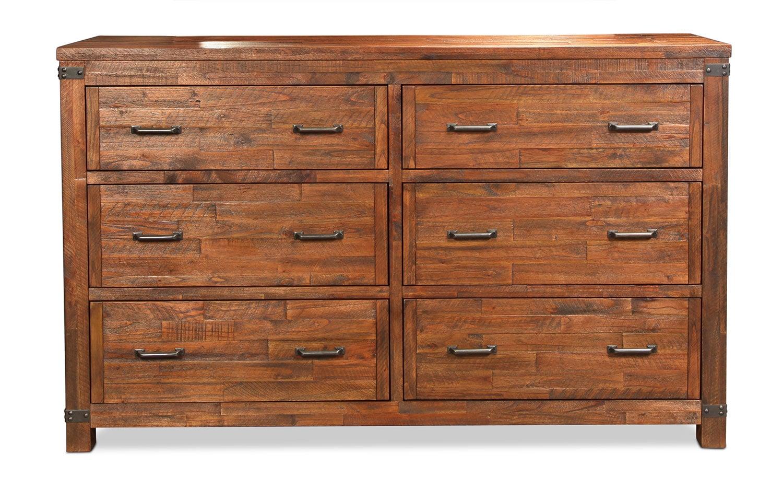 Everett Dresser - Weathered Natural