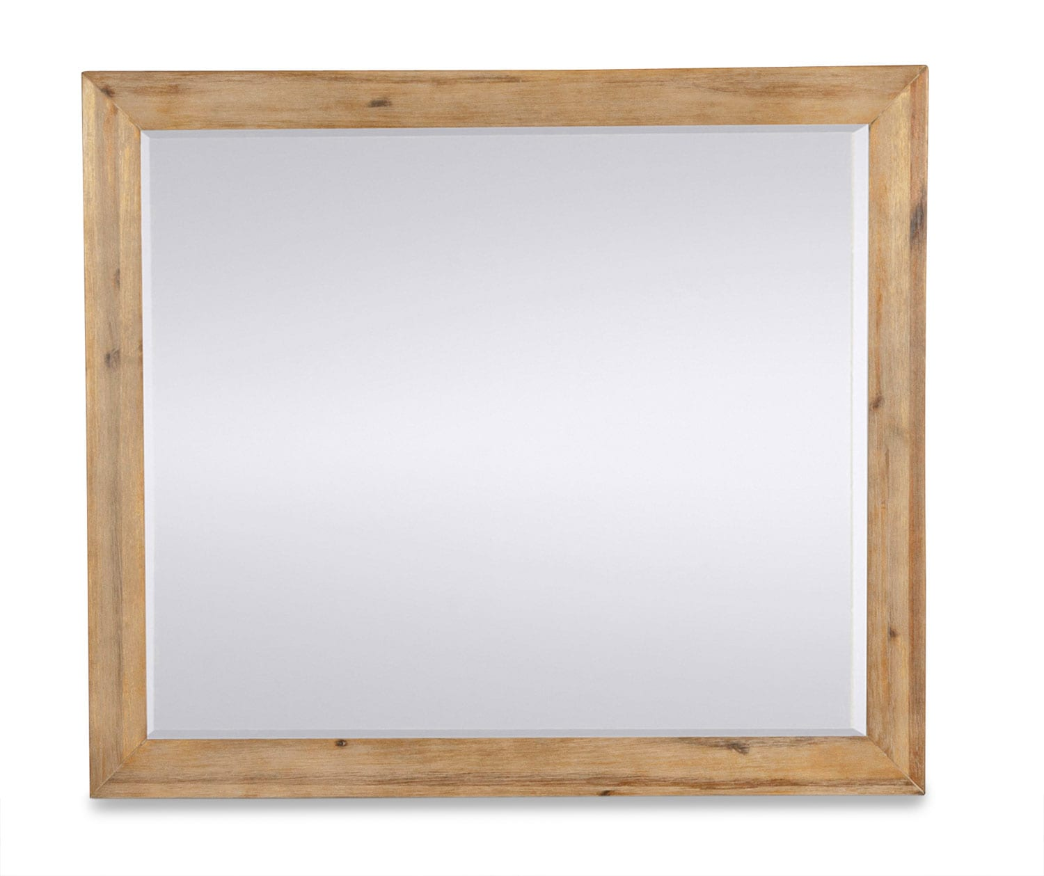 Annabella Mirror - Brushed Acacia