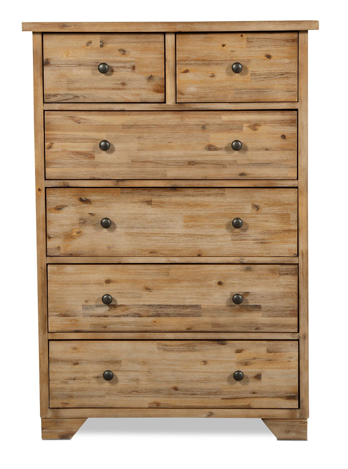 Annabella Chest - Brushed Acacia