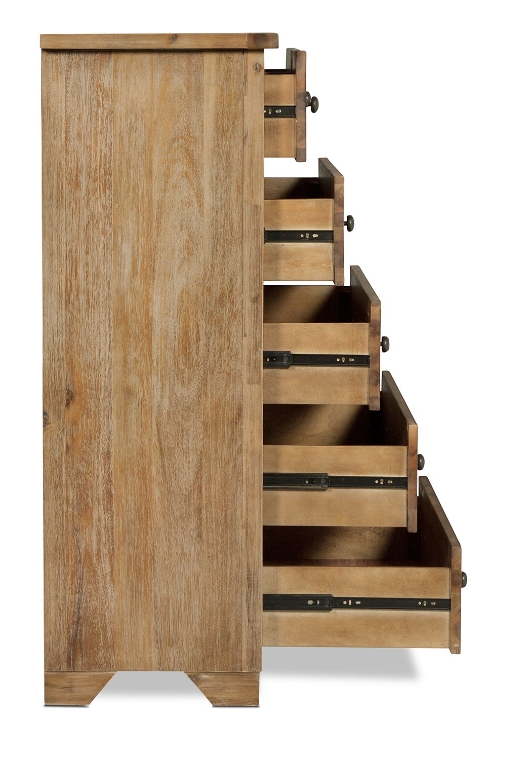Annabella Chest Brushed Acacia Levin Furniture