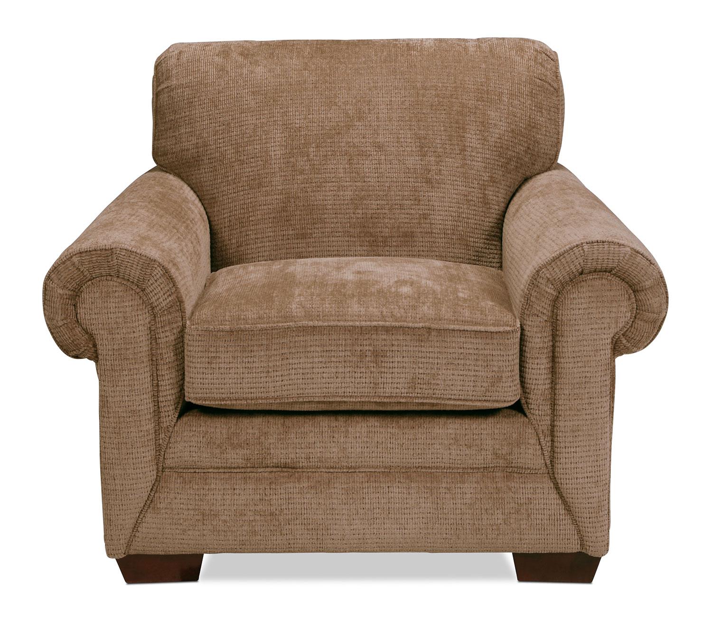 Living Room Furniture - Embark Chair - Desert