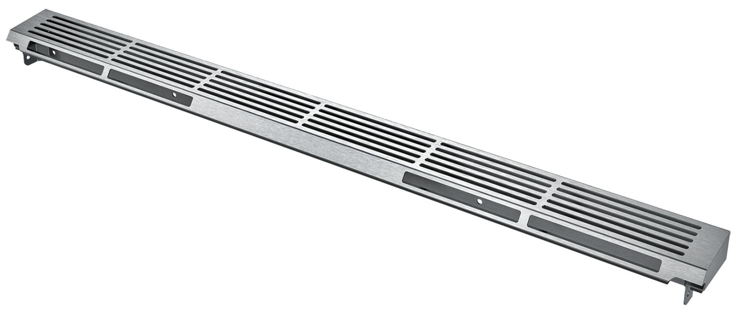 Cooking Products - Bosch Stainless Steel Island Trim - HDZIT301