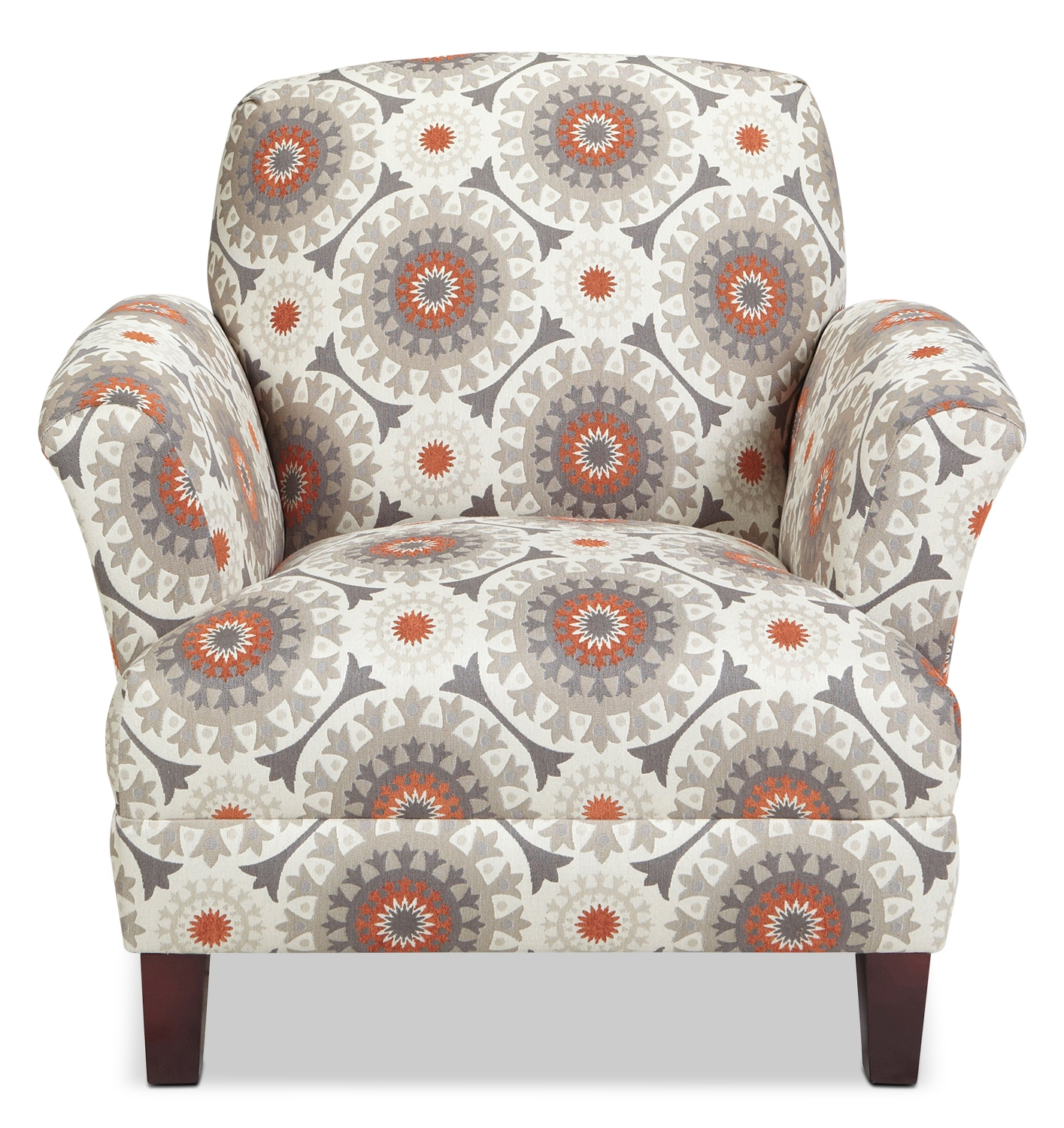 Westby Accent Chair - Medallions
