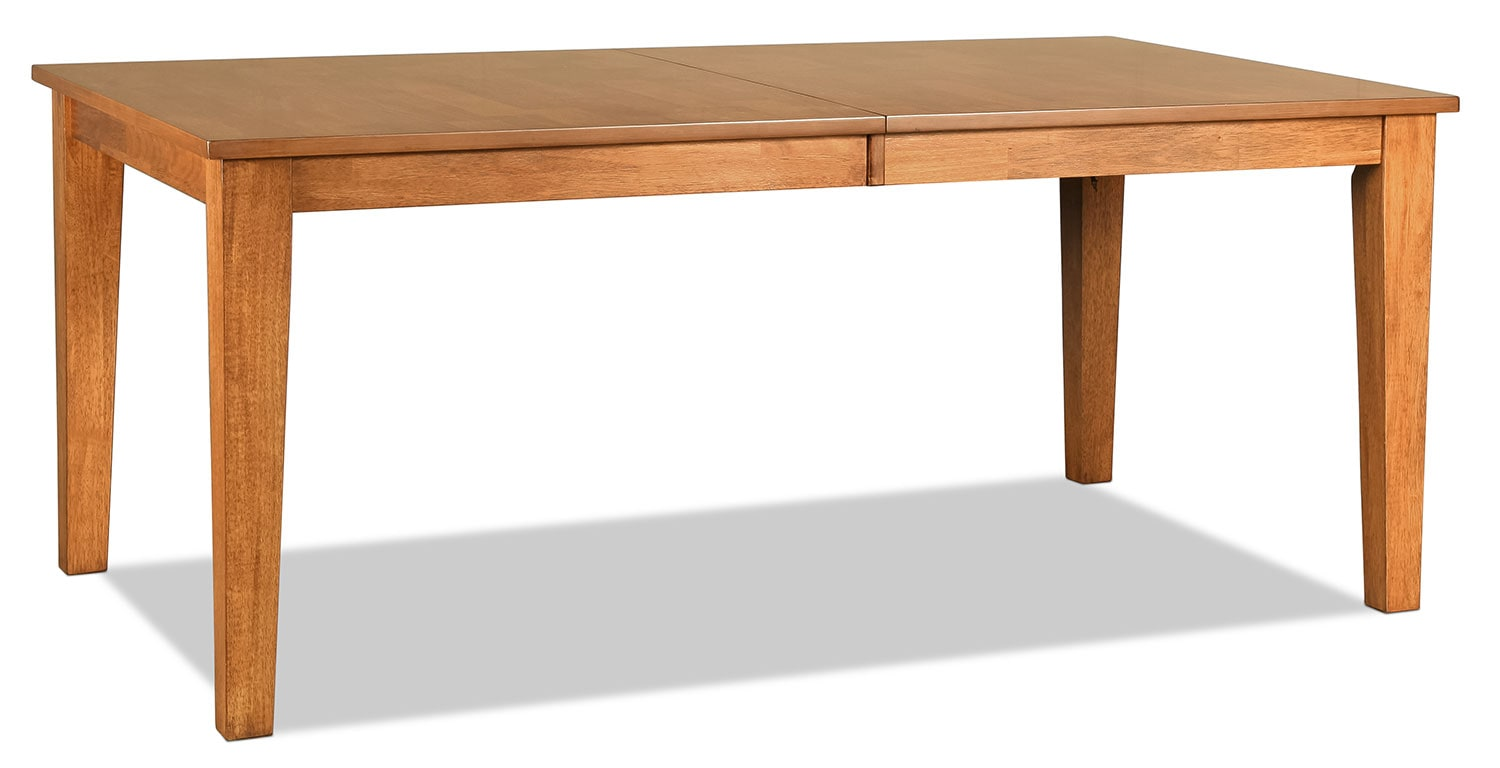 Sundance Dining Table - Amber