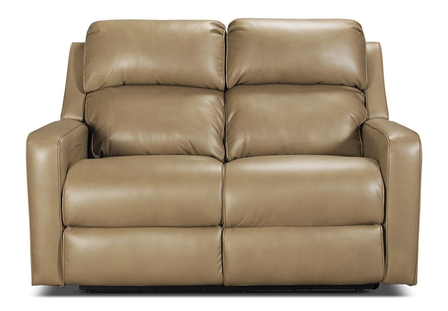 Escalade Power Reclining Loveseat - Sand