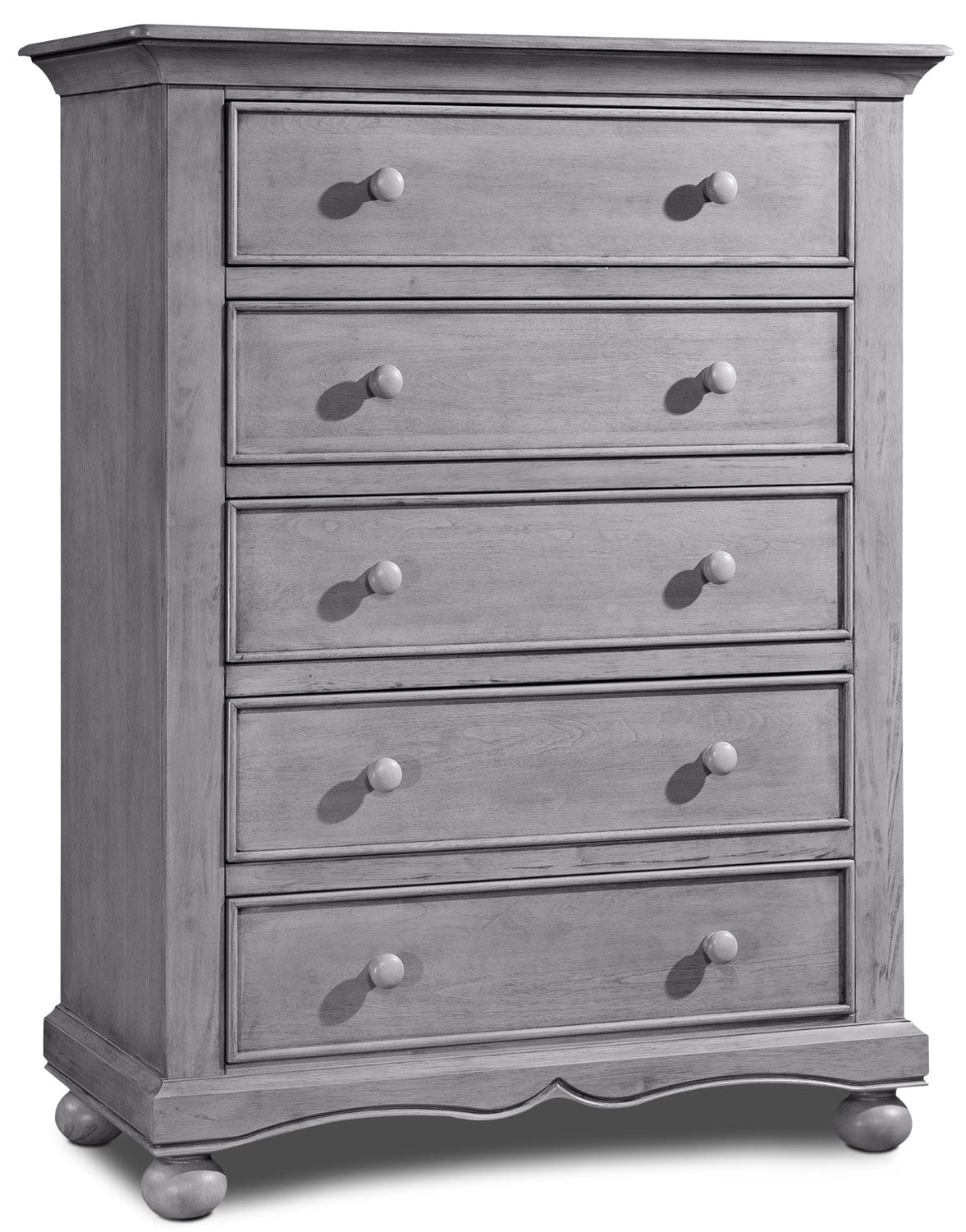 Kids Furniture - Darcy Chest - Cloud