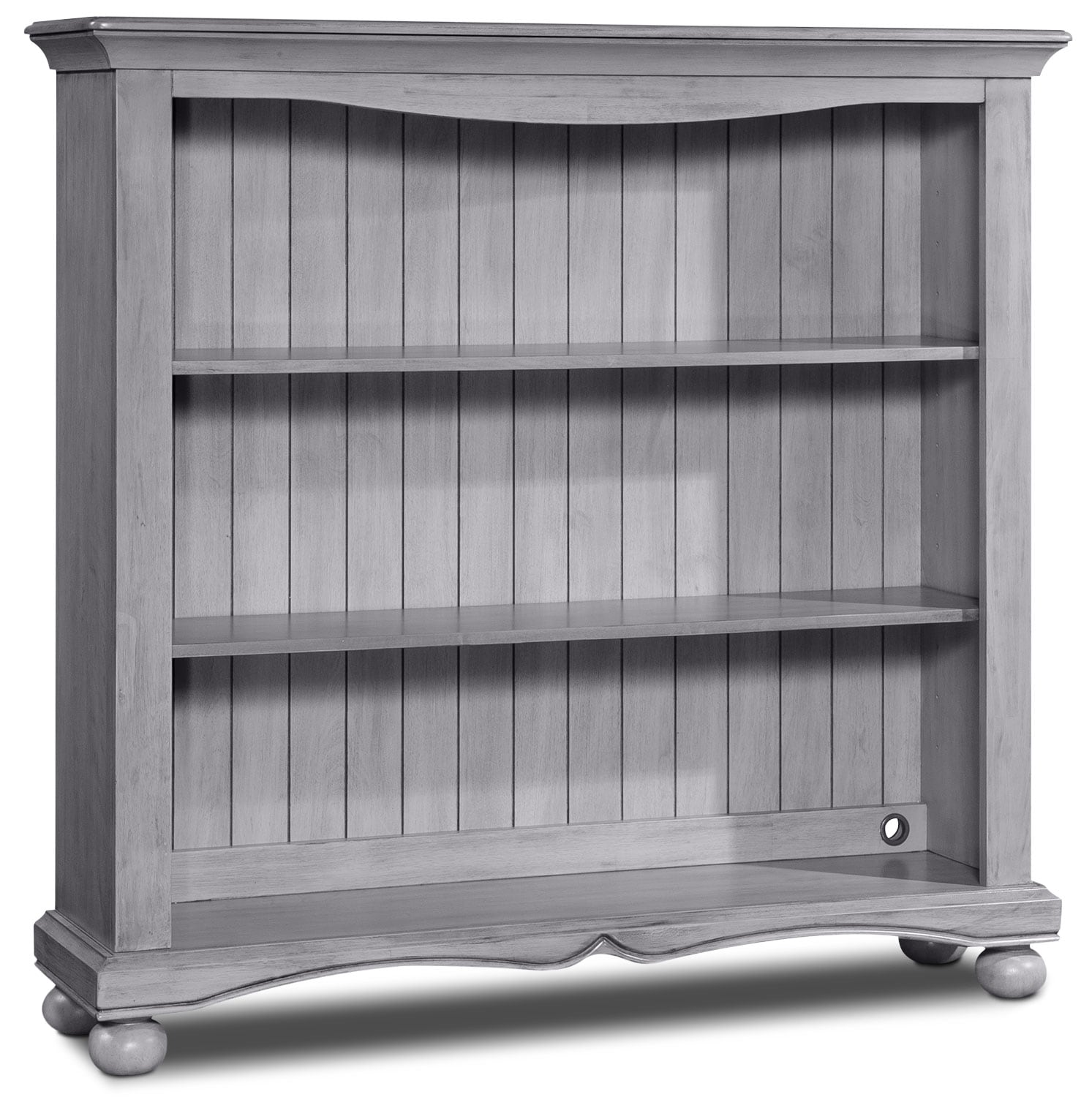 Darcy Hutch Bookcase - Cloud
