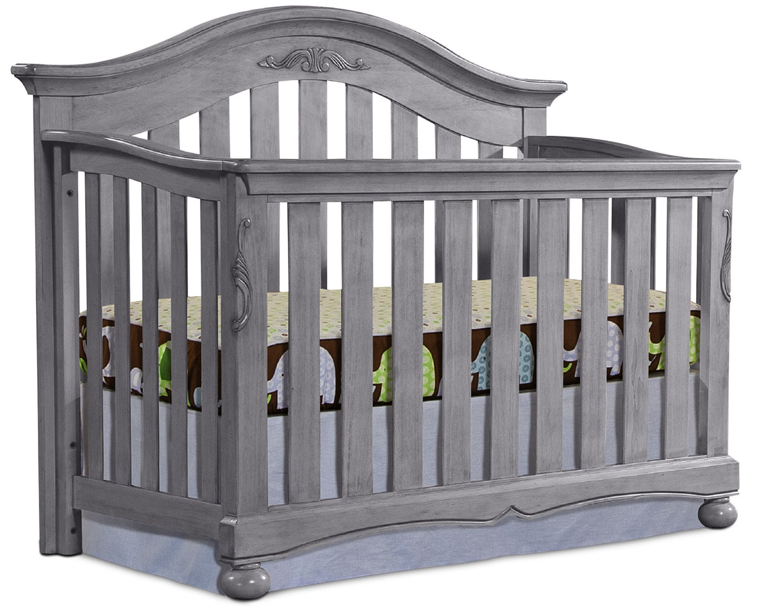 Darcy Convertible Crib - Cloud
