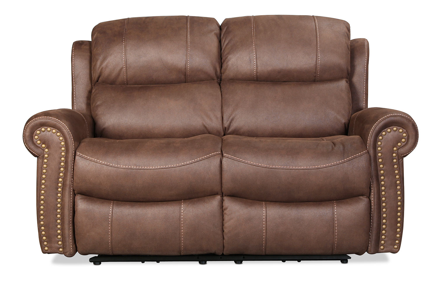 Legend Power Reclining Loveseat - Brown