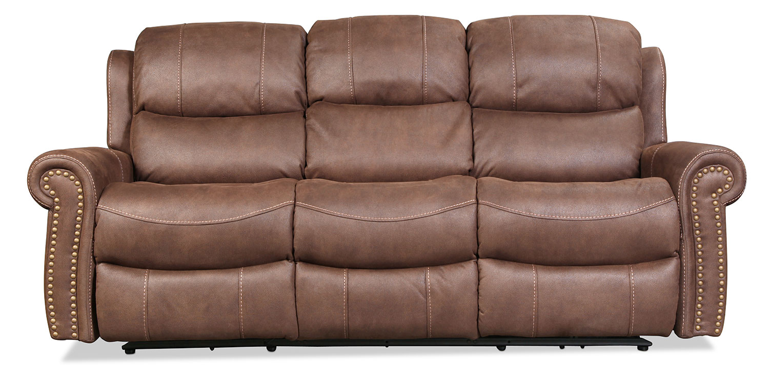 Legend Power Reclining Sofa - Brown