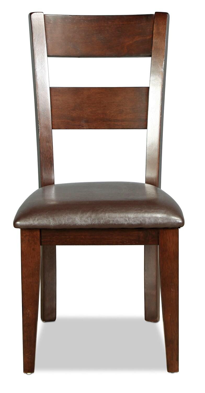 Urban View Side Chair - Dark Cherry