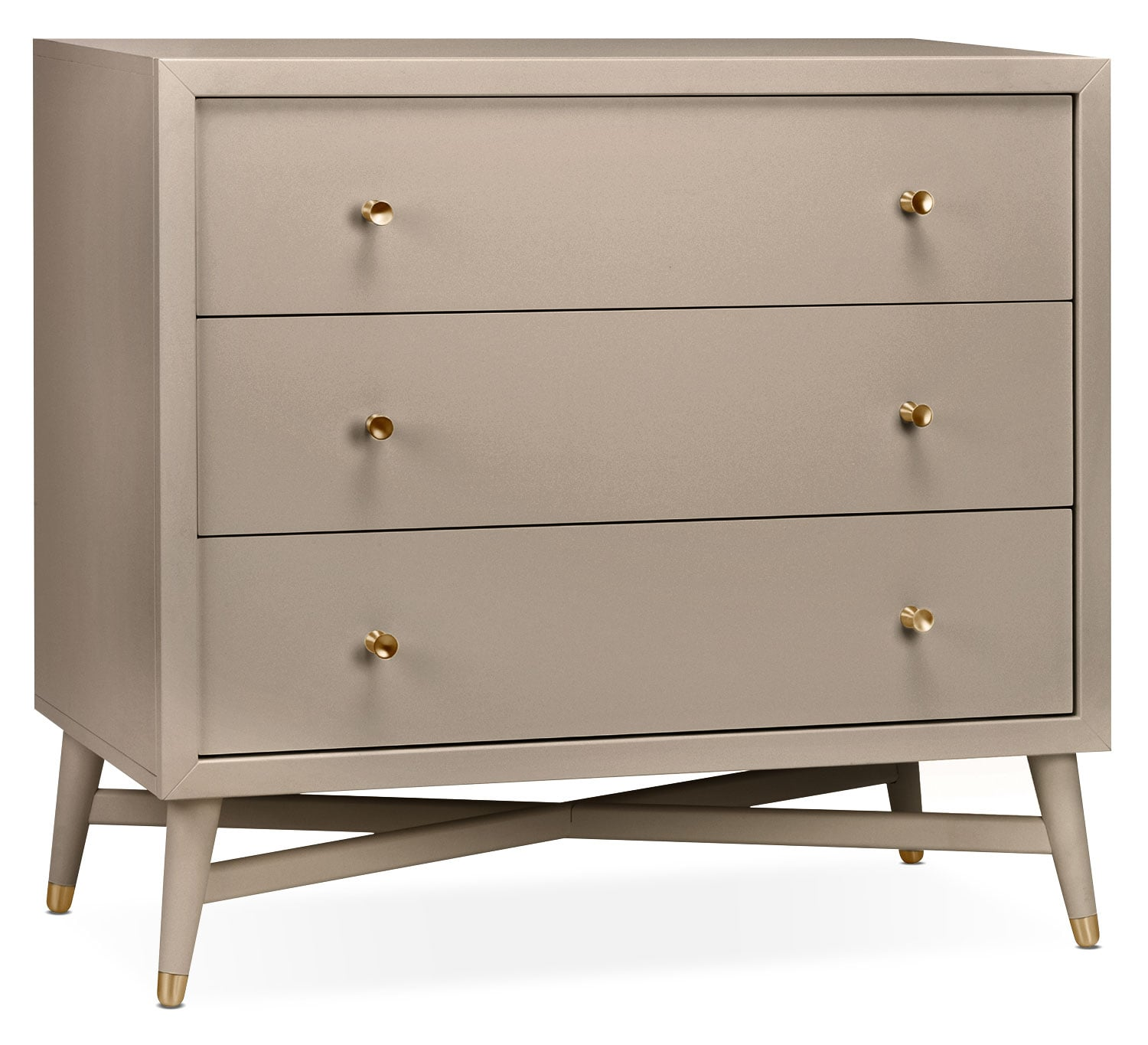 Finley Dresser - French Grey