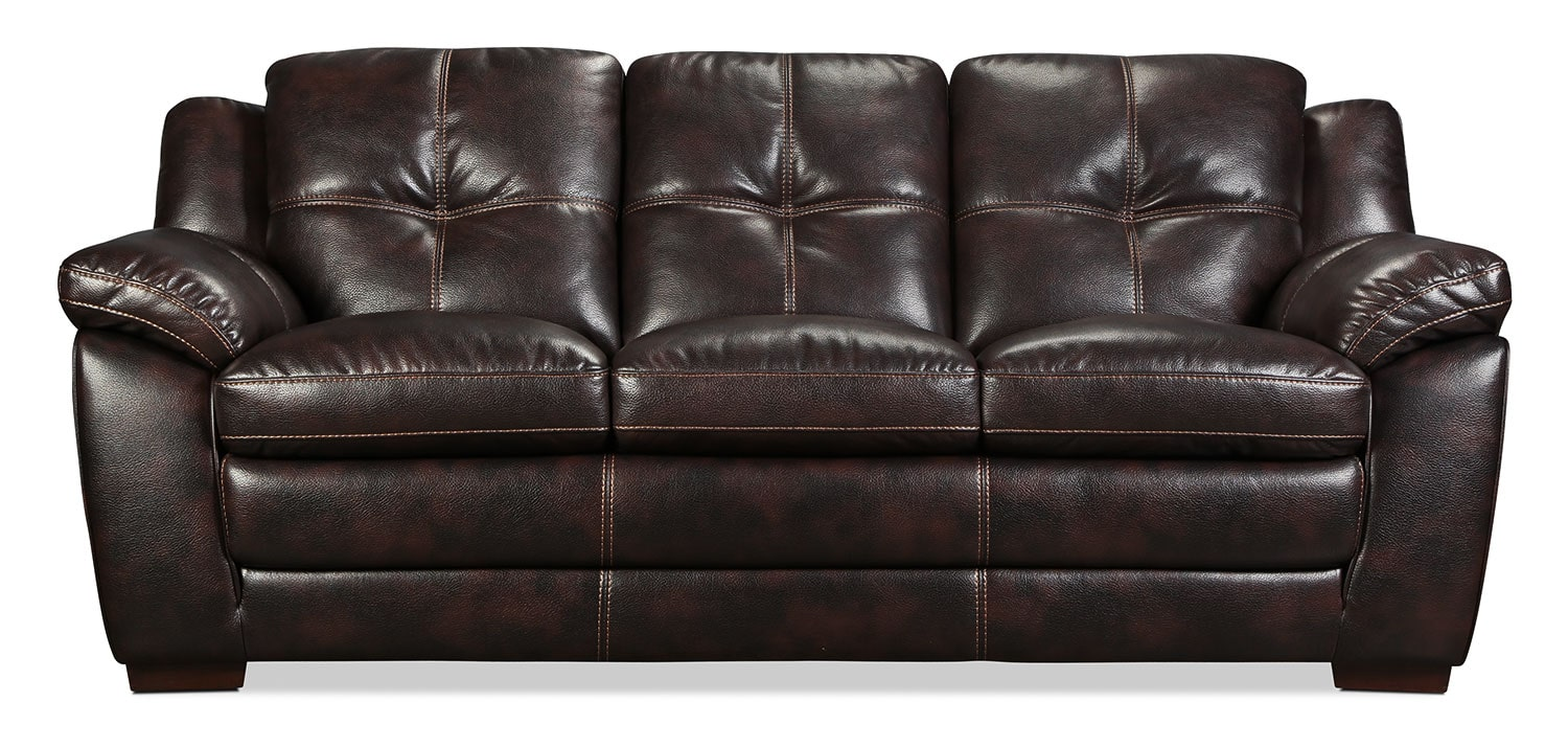 Lytton Sofa - Brown