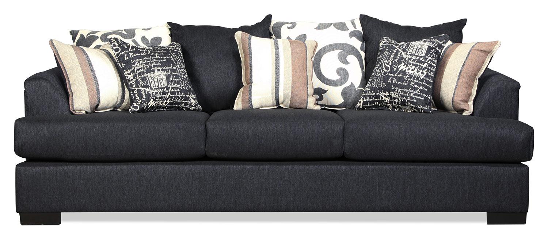Living Room Furniture - Passport Sofa - Marine
