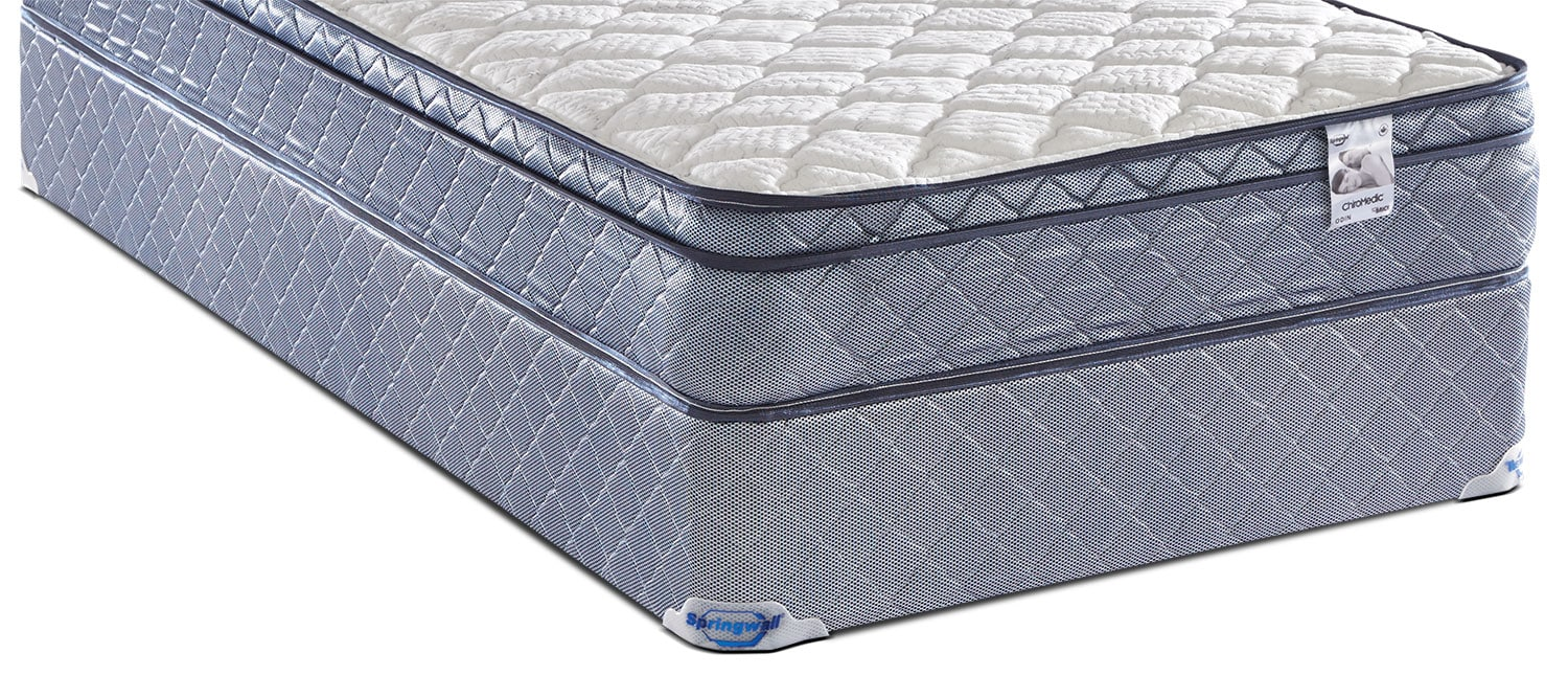 Mattresses and Bedding - Springwall 2016 Twin Boxspring