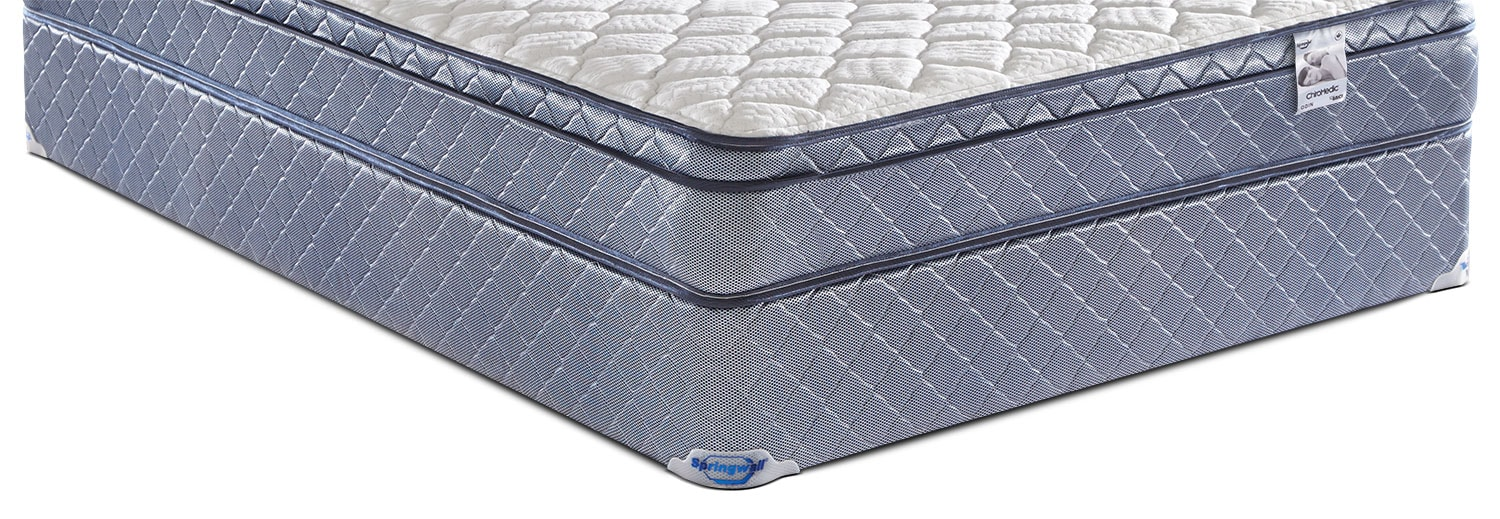 Mattresses and Bedding - Springwall 2016 Full Boxspring